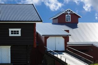 Takpanna Solstad i plåt och takprofil 20
